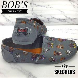 Bobs by Skechers Doggie Print *SO CUTE*